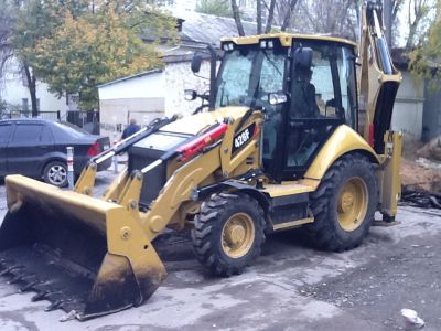 Caterpillar (CAT) 428 F